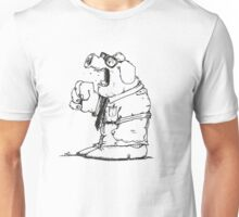 The Pig is angry Unisex T-Shirt
