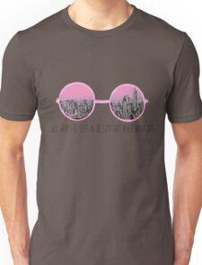 City Never Sleeps / Arctic Monkeys Unisex T-Shirt