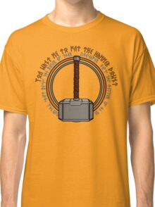 Hammer it home Classic T-Shirt
