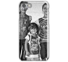 street children iPhone Case/Skin