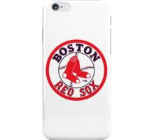 Red Sox Case iPhone Case/Skin