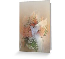 Out of Focus Spring Dreams Greeting Card