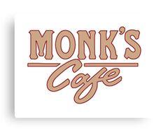 Monk's Cafe – Seinfeld, NY Canvas Print