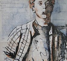 Dylan Thomas by Zoe  James-Williams
