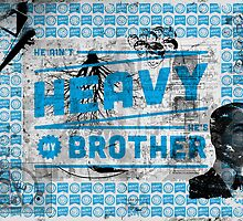 He Ain't Heavy (He's My Brother) by BEAST-SYNDICATE
