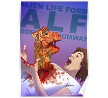 Alf BADASS Poster