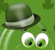 Kiss Me, I am Irish .. tee shirt Sticker