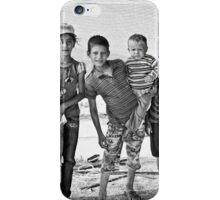 street children iPhone Case/Skin