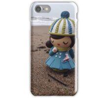 Momiji Doll - Beach iPhone Case/Skin