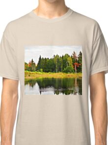 Forest Reflections Classic T-Shirt