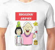 Biggins' Japan Unisex T-Shirt