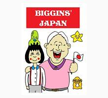 Biggins' Japan Unisex T-Shirt