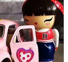 Momiji Doll - Car by Alpinoalves