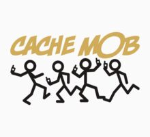 GeoCaching - Cache Mob T-Shirt