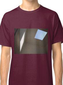Blue Sky, White Light Classic T-Shirt