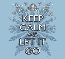 Keep Calm and Let It Go by marinasinger