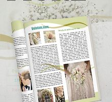 Fiore Newsletter by celestedesigns