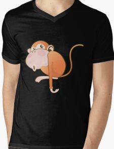 Monkey - Year of the Monkey 2016 Mens V-Neck T-Shirt