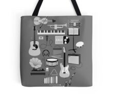 Music Things Tote Bag