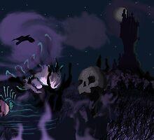 Disney Villain Lairs  by xxSliverCrownxx