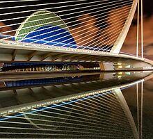 Valencia, Spain by Mark Sykes