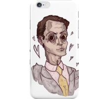 did you miss me (clean) iPhone Case/Skin