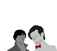 Smith and Holmes: Sherlock and the Doctor by NerdicViking