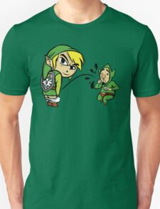 Tinkle on Tingle Unisex T-Shirt