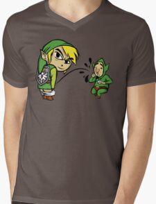 Tinkle on Tingle Mens V-Neck T-Shirt
