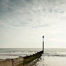 The Groyne by Anne Gilbert