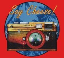 Say Cheese! Baby Tee