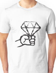 Vintage Diamond Unisex T-Shirt