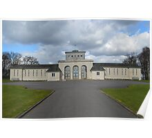 The Air Forces Memorial Poster