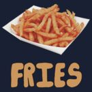 Fries by Alsvisions