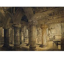 Roslyn Chapel Photographic Print
