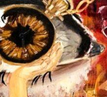 Eye spy Time Sticker