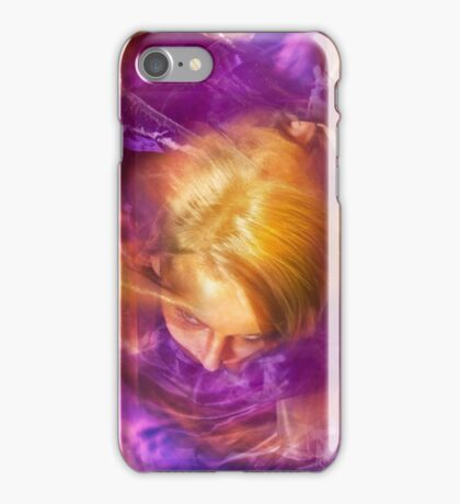 PSYCHE: Crown Chakra / Self Archetype iPhone Case/Skin