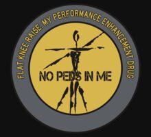 Flat Knee Raise - My Performance Enhancement Drug One Piece - Short Sleeve
