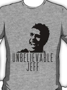 Unbelievable Jeff - Chris Kamara T-Shirt