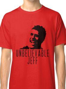 Unbelievable Jeff - Chris Kamara Classic T-Shirt