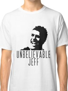 Unbelievable Jeff - Chris Kamara Classic T-Shirt