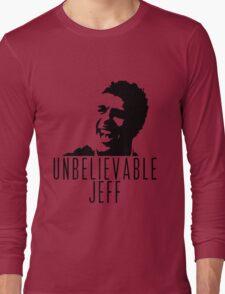 Unbelievable Jeff - Chris Kamara Long Sleeve T-Shirt