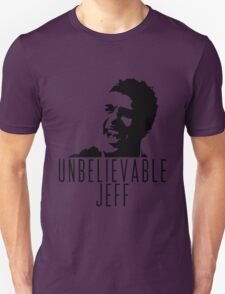 Unbelievable Jeff - Chris Kamara T-Shirt