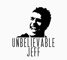 Unbelievable Jeff - Chris Kamara Unisex T-Shirt