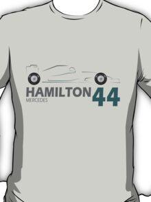 Lewis Hamilton 44 T-Shirt