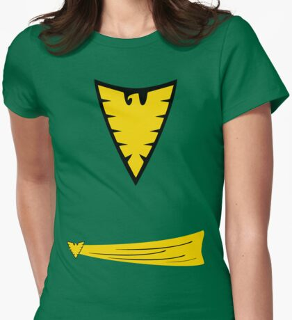 Phoenix Suit Womens Fitted T-Shirt
