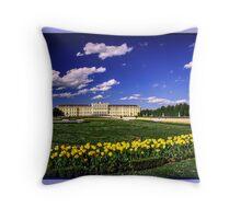 Schönbrunn Palace Throw Pillow