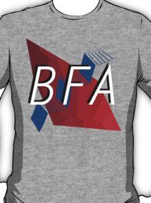 Bachelors of Fine Art LOGO T-Shirt