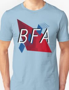 Bachelors of Fine Art LOGO Unisex T-Shirt