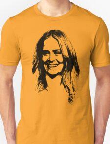 Sarah Paulson Stencil Shirt Unisex T-Shirt